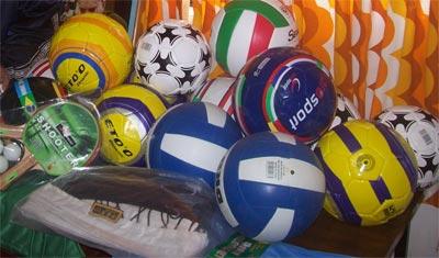 Implementaci n deportiva en Hogar de Ni os de Laja ee1dd234c8115