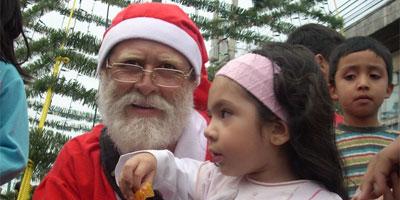 Navidad en Laja 2008