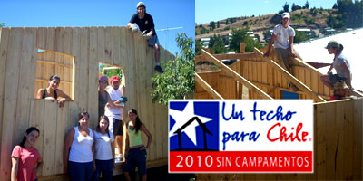 Laja - Un techo para Chile