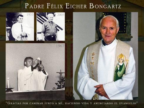 LAJINO.CL ES LAJA EN INTERNET // Realizarán reconocimiento comunal a Padre Félix Eicher, en el marco de la celebración del Patrimonio Cultural