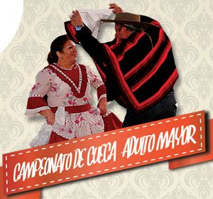 Campeonato de Cueca Adulto Mayor: