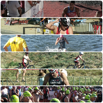 TRIATLÓN OUTDOOR LAJA 2016