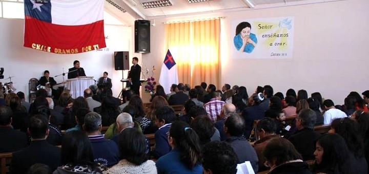 DÍA NACIONAL DE LAS IGLESIAS EVANGÉLICAS Y PROTESTANTES