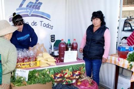Inversiones para el Fortalecimiento Productivo y Muestra Campesina