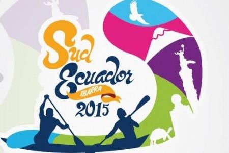 Deportistas locales en Campeonato Sudamericano de Canotaje Ecuador 2015