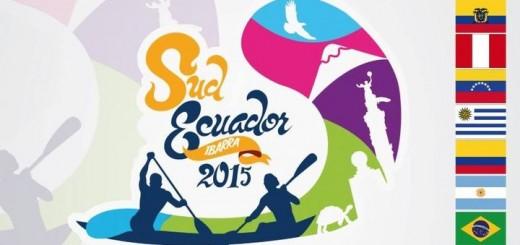 Sudamericano Canotaje Ecuador
