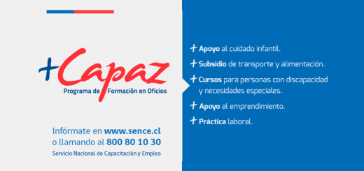 Programa +Capaz / Laja