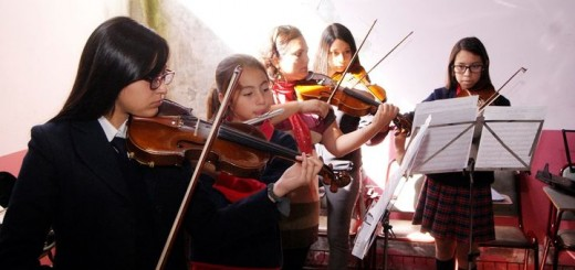 Master Class / Orquesta Clásica Laja