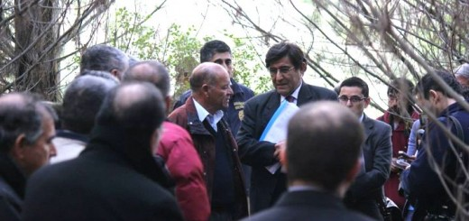 Ministro Carlos Aldana / Caso Laja - San Rosendo