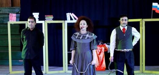 Mundo Mozart y Marie Curie fueron las obras presentadas por la compañía de Teatro Del Oráculo