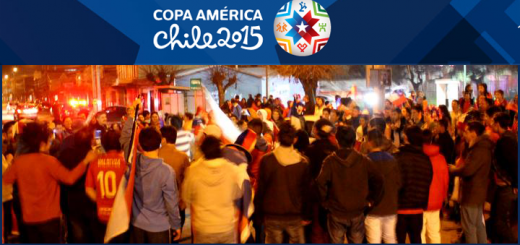 Laja / Chile Semifinales Copa América