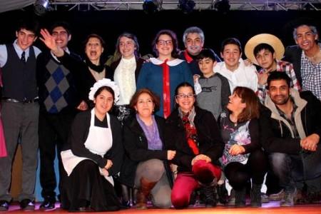 II Festival de Teatro Escolar en Laja
