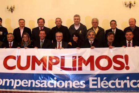 Ministro Pacheco de visita en la provincia confirmó pronta rebaja de tarifas eléctricas