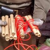 Explosivos / San Rosendo