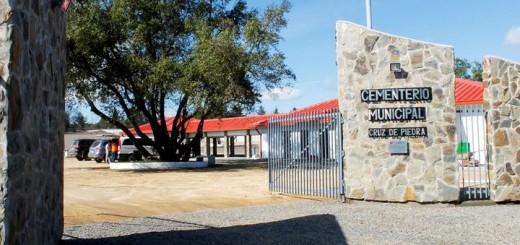 Cementerio Cruz de Piedra / Laja