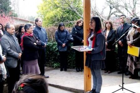 Nuevas dependencias de educación pre-básica fueron inauguradas en Escuela La Colonia