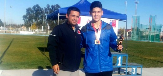 Nicolás Vera / Laja / Atletismo