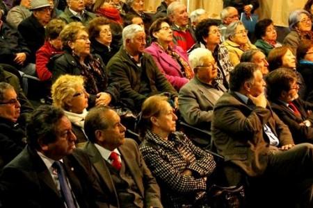 Fondo Nacional del Adulto Mayor benefició con cerca de 13 millones a clubes lajinos