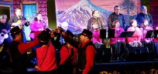 II Encuentro Folclórico Comunal / Laja