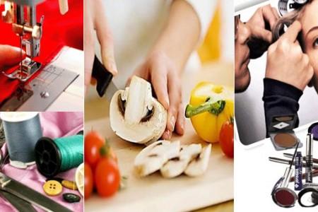 CMPC invita a cursos con Certificación Sence; Cocina Internacional / Corte y Confección / Peluquería y Cosmetología