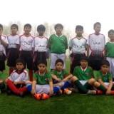 Talleres Fútbol / laja