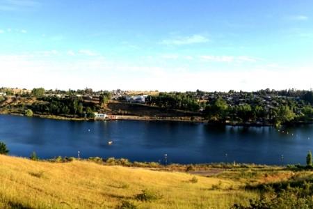 Proyecto convertiría a laguna La Señoraza en primer Parque Urbano de la provincia