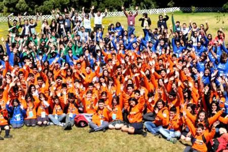 Alumnos del Liceo Santa Cruz de Laja ganan nacional de ciencias y viajarán a Estados Unidos
