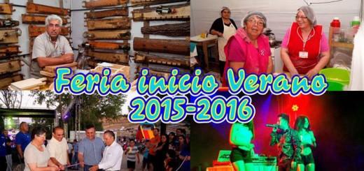 Feria Inicio Verano 2015-2016 / Laja
