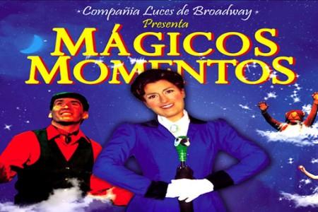 """Compañía Luces de Broadway presenta en Laja """"Mágicos Momentos"""""""
