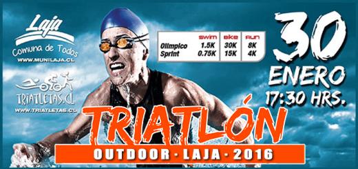 Triatlón Outdoor Laja 2016