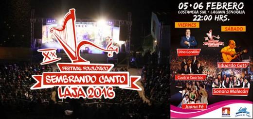 XX Festival Folclórico Sembrando Canto 2016 / Laja