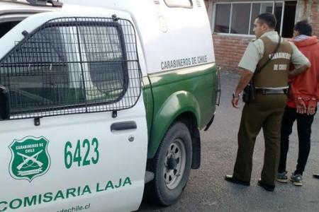 Procedimientos terminan con 2 detenidos por robo en lugar habitado y 2 por el delito de abigeato
