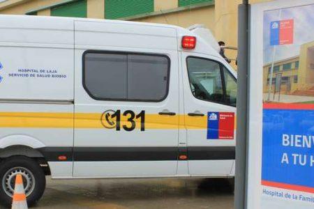 Nueva ambulancia es entregada al hospital para el servicio de la comunidad