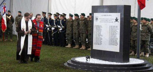 Autoridades provinciales conmemoran once años de la tragedia de Antuco