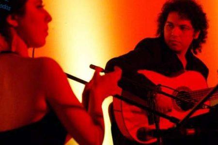 Laja vivió una noche de Guitarras Flamencas
