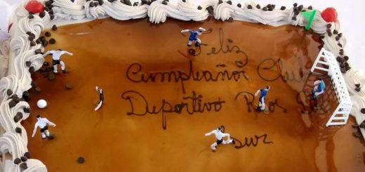 Club Deportivo Ríos del Sur festejó con actividades sus 23 años de existencia