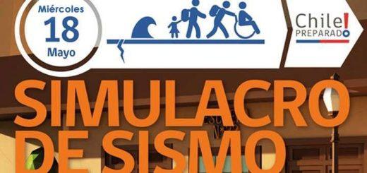 Más de la mitad de los establecimientos educacionales en la provincia efectuará Simulacro por Terremoto