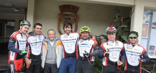 Partió XV versión del Ciclo Raid Rural con ruta Los Ángeles – Laja