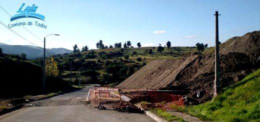 Alcalde se refiere a proyecto de evacuación de aguas lluvias en acceso norte a sector Altos del Laja