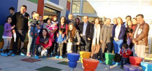 """Cerca de medio centenar de niños y niñas serán beneficiados con nuevo Jardín Infantil y Sala Cuna """"Altos del Laja"""""""