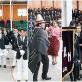 Comunidad educativa e instituciones recordaron a O'Higgins