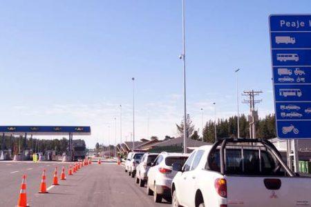 Autoridades inspeccionan habilitación de ruta Concepción – Cabrero