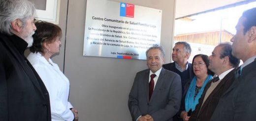 A más de 4 mil usuarios beneficiará nuevo Centro Comunitario de Salud Familiar (CECOSF) inaugurado en Laja