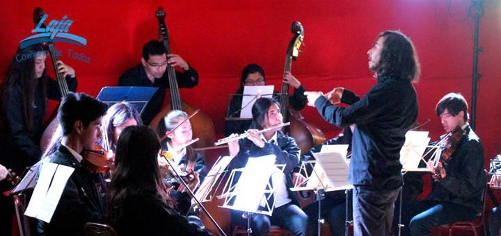 Orquesta Clásica presentó concierto de Fiestas Patrias