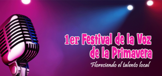 """Primer Festival de la Voz de la Primavera """"Floreciendo el Talento Local"""" mostrará las nuevas voces de la música"""