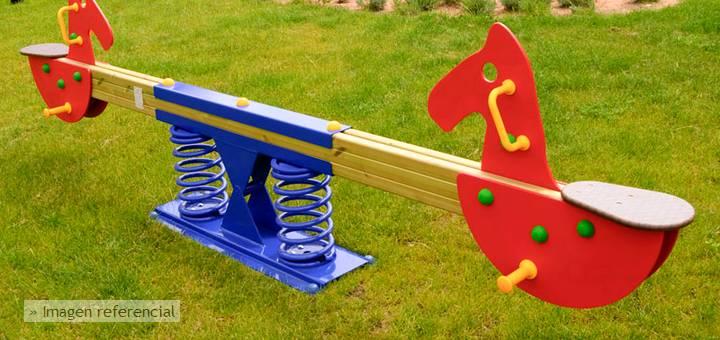 En Diversos Sectores De La Comuna Seran Instalados Juegos Infantiles