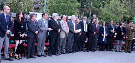 Ministro de Energía inauguró alumbrado público eficiente en Laja