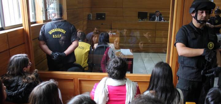 Dictan prisión preventiva y 4 meses de investigación a único imputado por homicidio de Claudia Cruzat