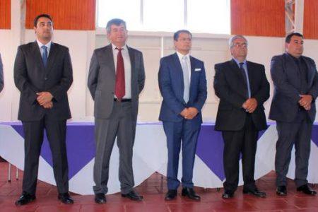 Asumen autoridades comunales de San Rosendo período 2016-2020