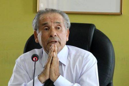 """Alcalde José Pinto: """"Hemos hecho todo lo posible por lograr los objetivos trazados"""""""